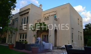 SUPERB ENTERTAINMENT FOYER - 4 Bedroom, Jumeirah Islands, Dubai