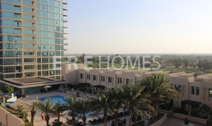 EXCLUSIVE - Large 1 Bed, Amazing Views Golf Tower, Dubai.
