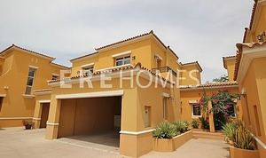 BEAUTIFUL VILLA - 2 Bedrooms, Palmera, Arabian Ranches, Dubai