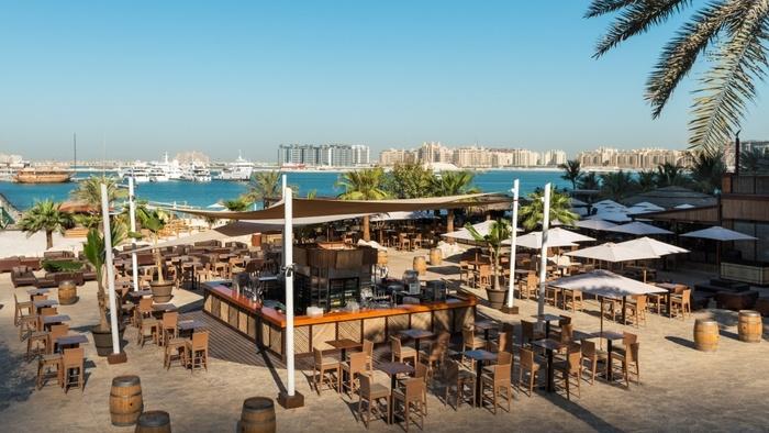 Barasti Beach Bar - Bar in Dubai