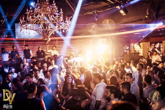 Boudoir Nightclub In Dubai