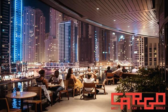 Cargo Bar In Dubai