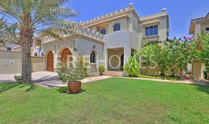 EXCLUSIVE UPGRADED GARDEN HOME - 4 Bedroom, Palm Jumeirah, Dubai