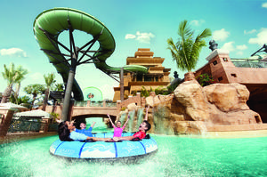 Aquaventure, Atlantis, The Palm