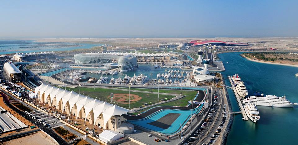 Check Out The Stunning Yas Island In Abu Dhabi