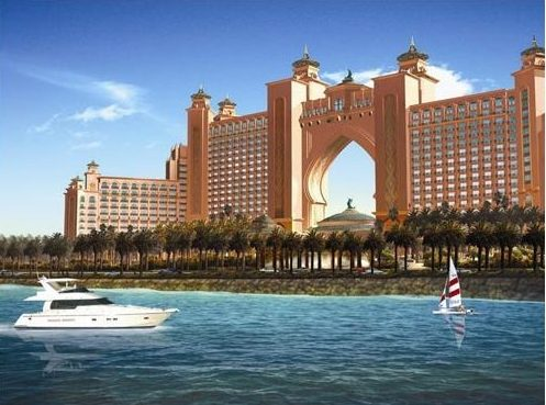 Top 10 waterfront hotels in dubai dubai blog for Top 10 hotels in dubai
