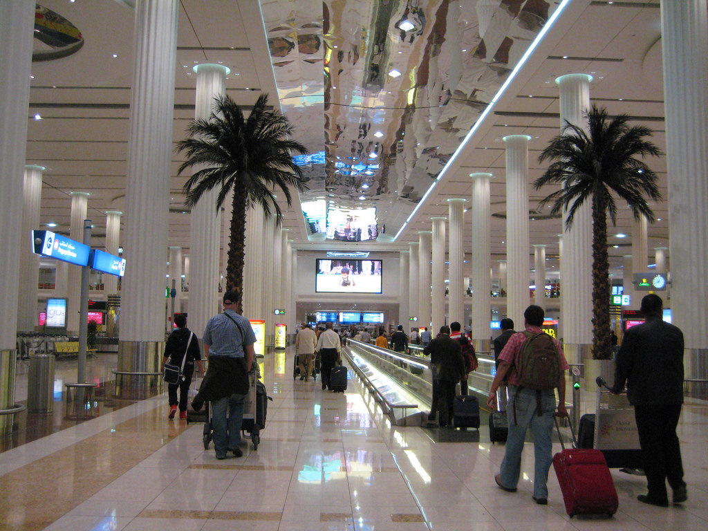 Image result for Dubai airport