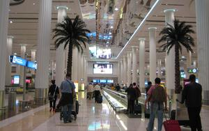 Thumbnail for Dubai Airport rejects full body scanners