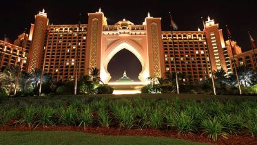 how to get from atlantis the palm to dubai mall