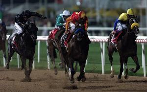 Thumbnail for Dubai International Racing Carnival 2011