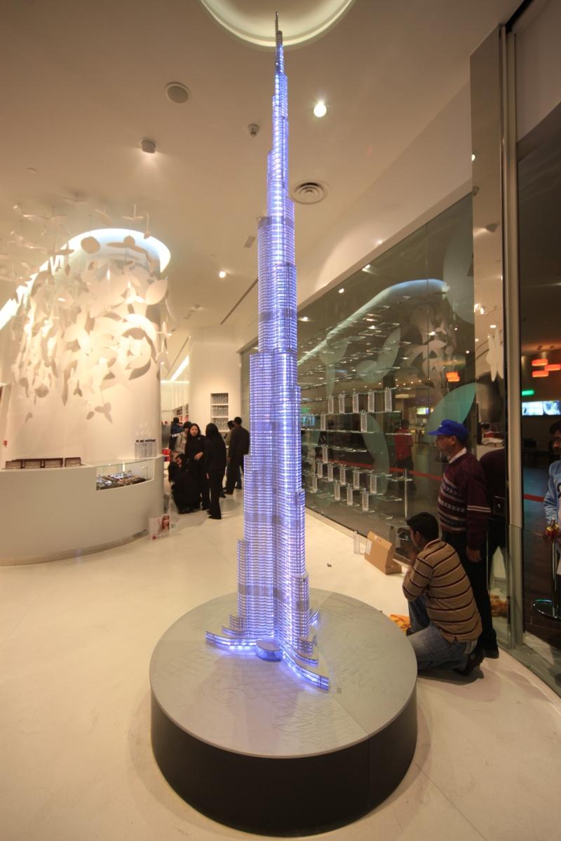 Burj Khalifa At The Top Dubai Blog
