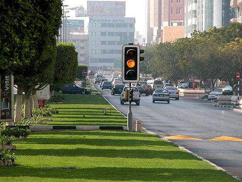 Dubai_street (Creative Commons/Shahram Sharif)