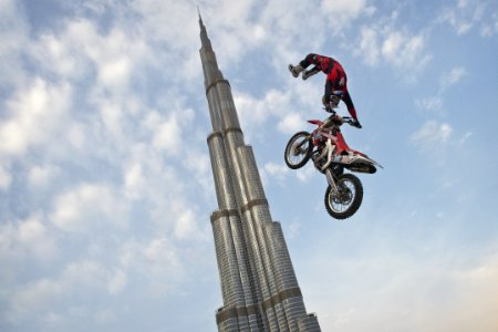 Red Bull X-Fighters Dubai