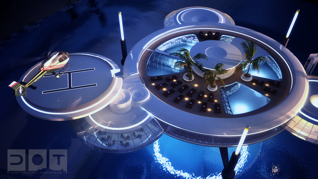 Dubai Dreams With Water Discus Hotel Gallery Thumbnail