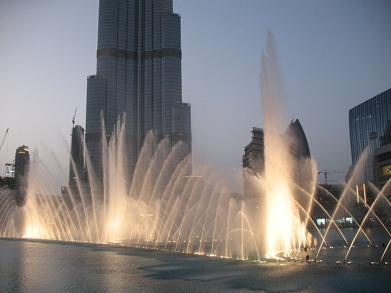 Dubai_Fountain