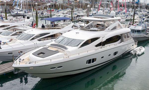 Dubai International Boat Show 2013