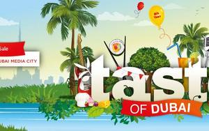 Thumbnail for Taste of Dubai 2015