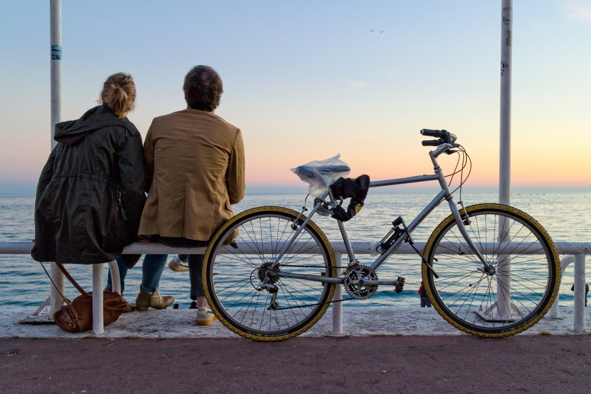 cycle couple