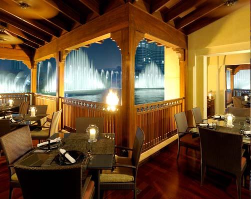 5 best dubai hotel restaurants dubai blog
