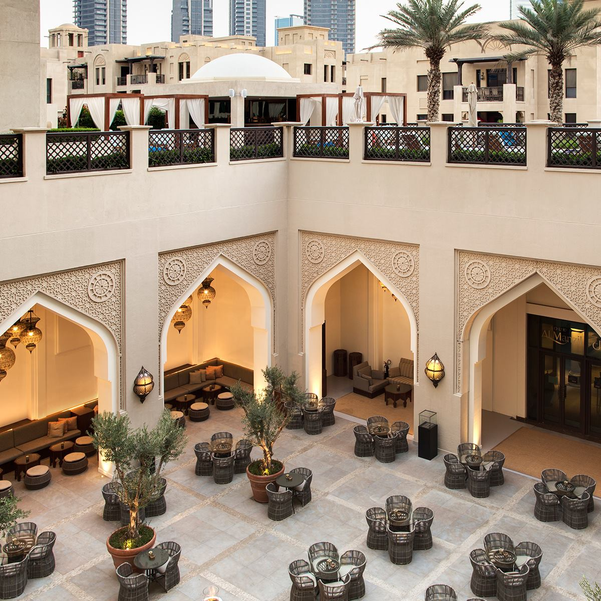 Ramadan 2015 5 best iftars in dubai dubai blog for Best hotels in dubai 2015