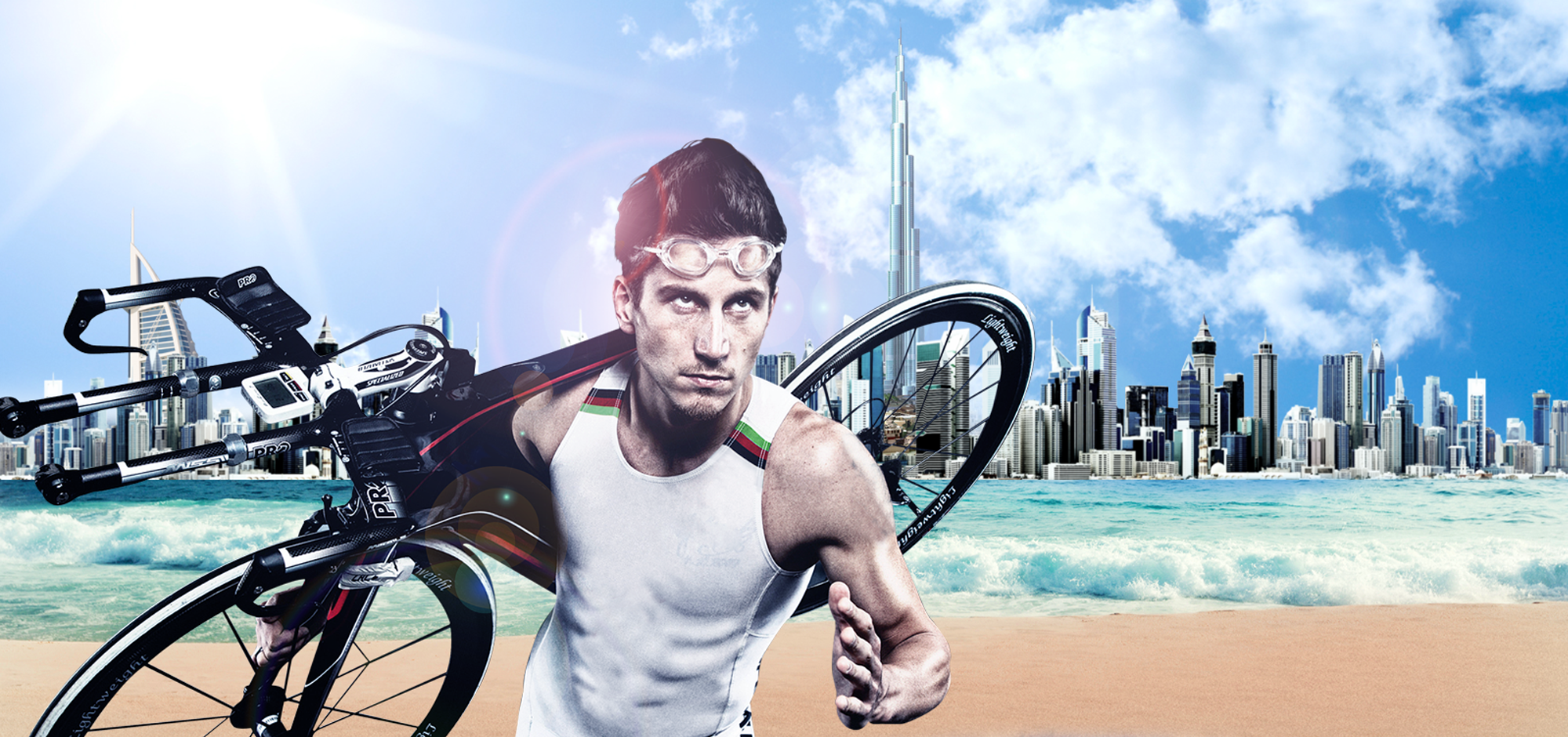Credit: Dubai International Triathlon