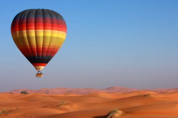 Dubai hot air ballon tour