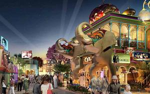Thumbnail for Gear Up for the Electrifying Bollywood Theme Park in Dubai