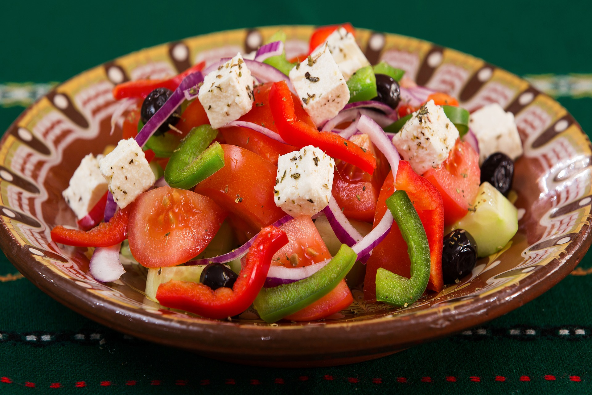 greek food, vegetable, dubai, tourism