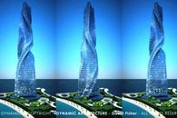 Thumbnail for World's First Rotating, Shape-Shifting Tower Planned for Dubai