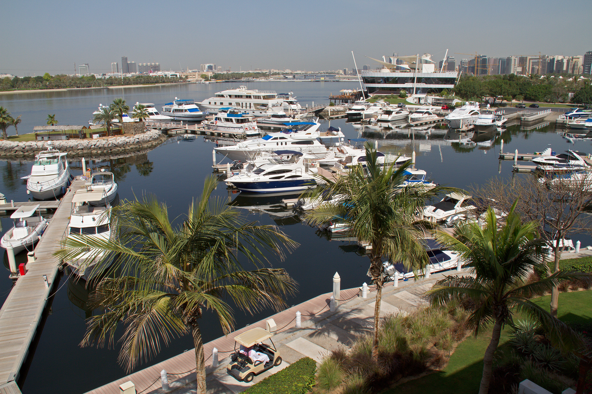 Yacht Club at the Dubai Park Hyatt