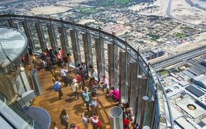 Thumbnail for Enjoy Burj Khalifa 'At the Top' Entrance Ticket