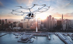 Thumbnail for Travel in Dubai with 'Autonomous Air Taxi' by 2030