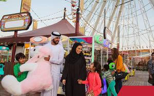 Thumbnail for Enjoy The Exuberance At The Dubai Shopping Festival 2017-18