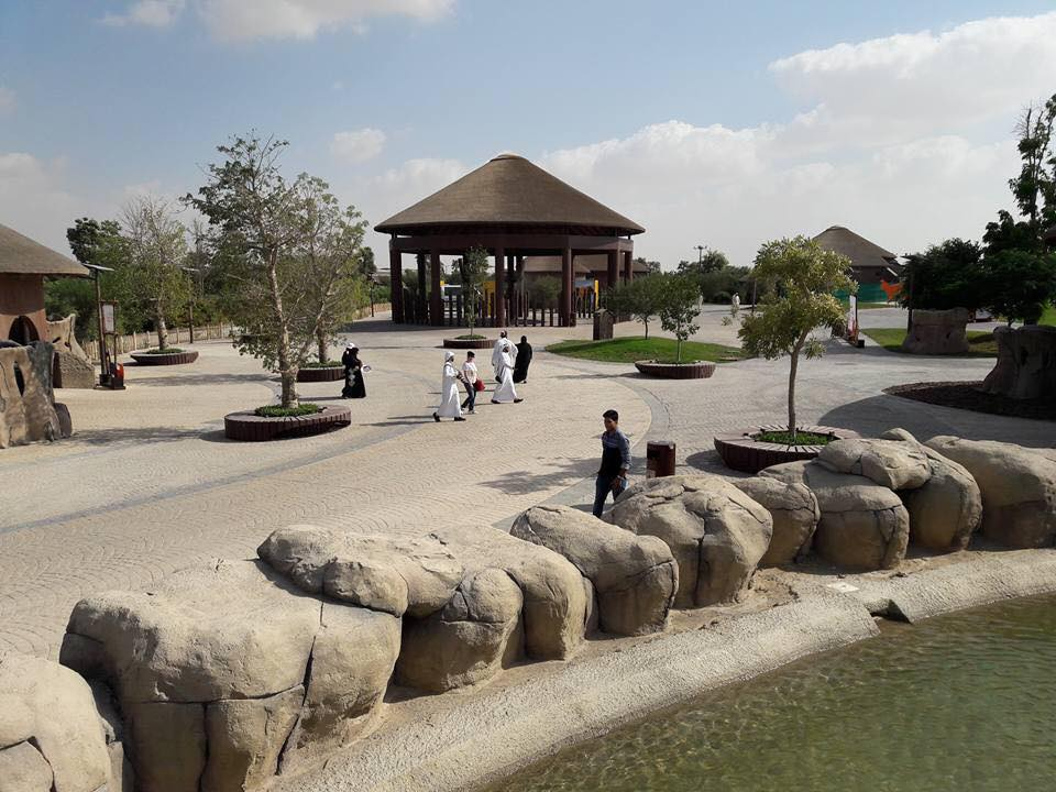 Safari Park dubai