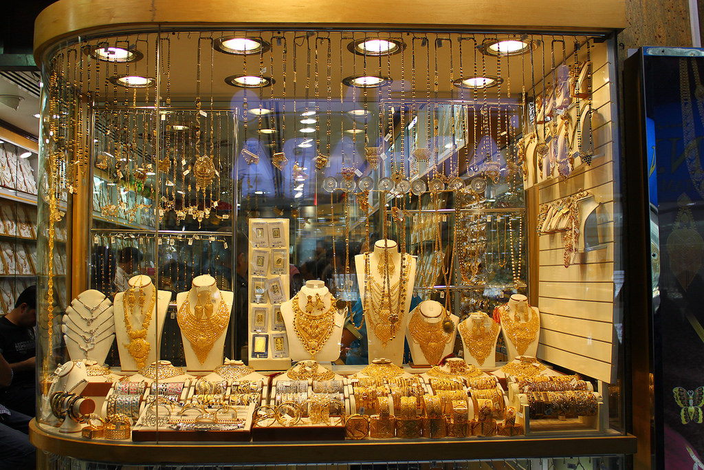 The Gold Souk, Dubai