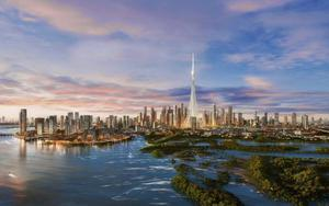 Thumbnail for Dubai Creek Tower - Tallest Building in The City