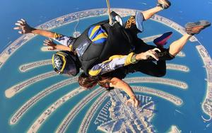 Thumbnail for Time for Luxury and Exuberance in Dubai