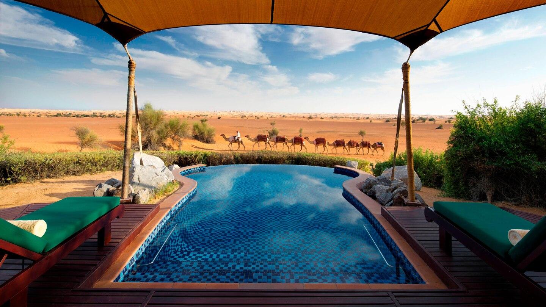 Al-Maha resort