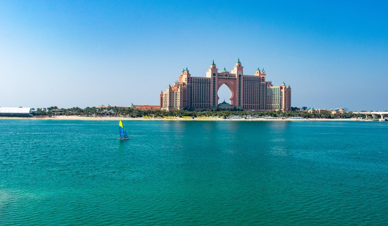 Atlantis resport, Dubai